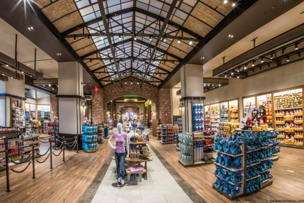 World of Disney, the ultimate shopping destination at the Downtown Disney District at Disneyland Resort in California and at Disney Springs at Walt Disney World Resort in Florida, now features a reimagined layout that makes shopping easier and more fun.