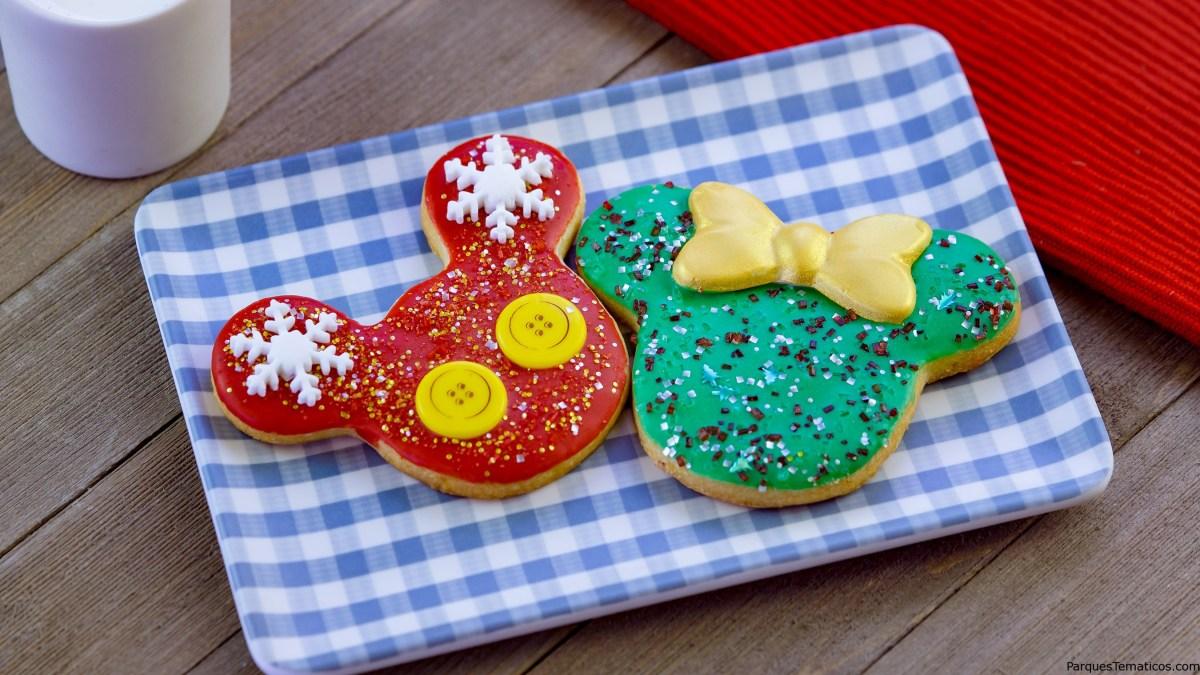 Estas fiestas Disneyland Resort sirve comida novedosa y también recupera platos favoritos, desde noviembre de 2018 enero de 2019