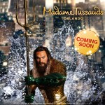 Madame Tussauds Orlando revela a Jason Momoa como Aquaman