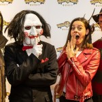 Fiesta de Halloween en Parque Warner en España
