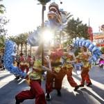 Disneyland celebra el Año Nuevo Lunar durante enero y febrero 2019