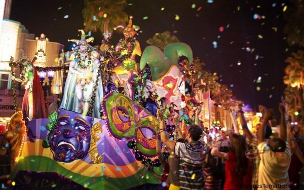 Mardi Gras 2019 en Universal Studios Orlando