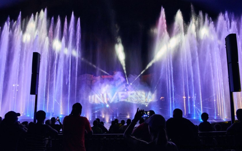Nuevo show Cinematic Celebration en Universal Studios Florida