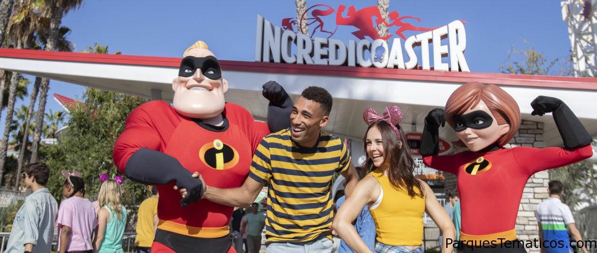 Boletos a precio especial para residentes de California regresa al Disneyland Resort