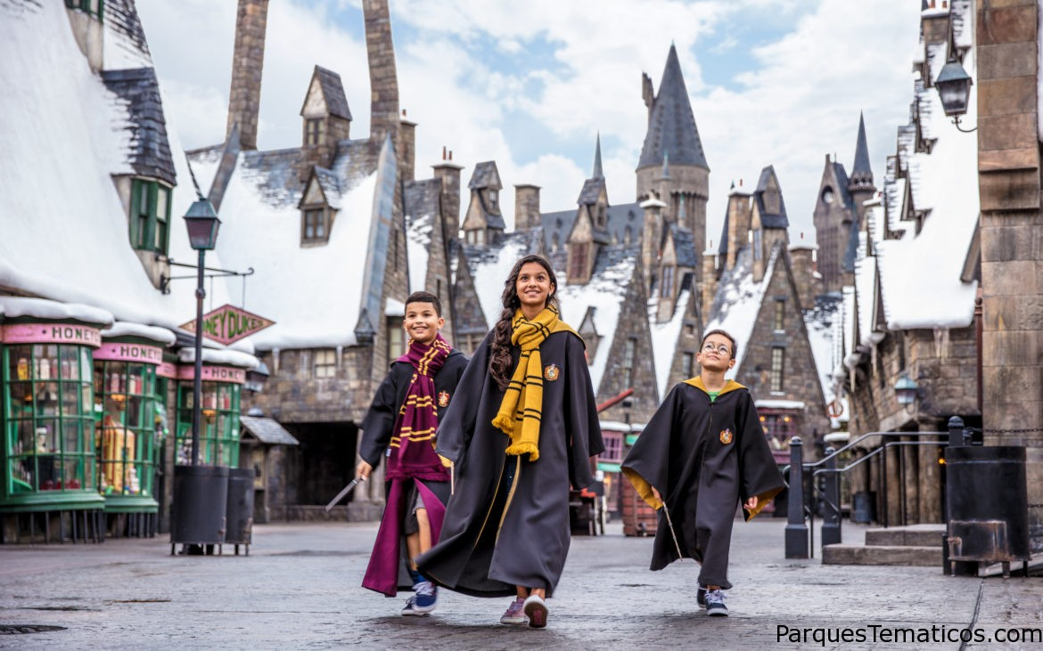 La Guía definitiva 2019 para visitar The Wizarding World of Harry Pottter en Universal Orlando