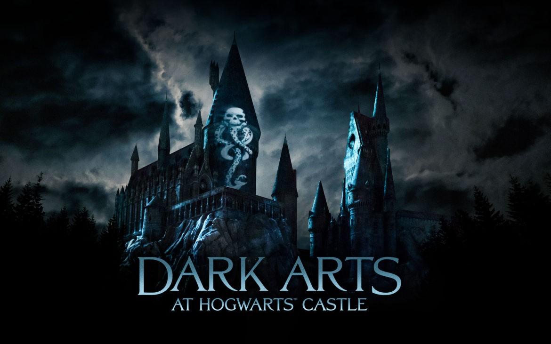 Dark Arts en Hogwarts Castle en Universal Orlando