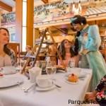 Una nueva experiencia de cuento de hadas: Disney Princess Breakfast Adventures en el Disneyland Resort