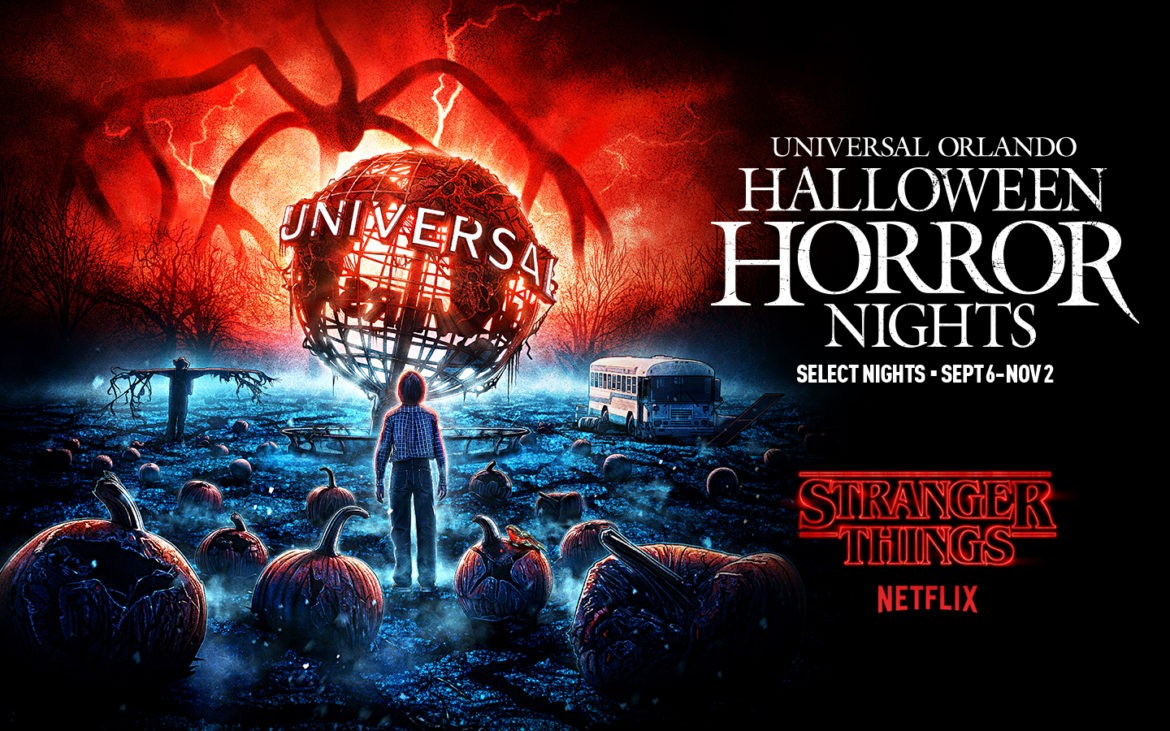STRANGER THINGS REGRESA A HALLOWEEN HORROR NIGHTS