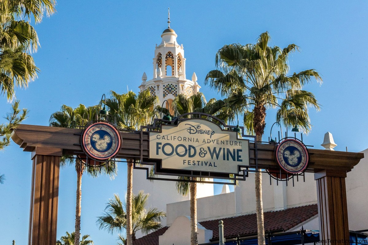 Video de Disney California Adventure Food & Wine Festival