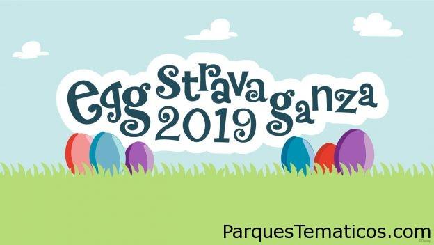 Disneyland Resort celebra el regreso de Eggstravaganza del 5 al 21 de abril 2019