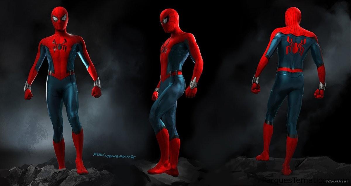 Se buscan nuevos reclutas para unirse a Spider-Man usando la tecnología desarrollada por la nueva Brigada Mundial de Ingenieros en Disneyland Resort y Disneyland Paris