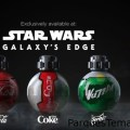 Productos de Coca-Cola de Star Wars: Galaxy's Edge