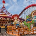Jessie's Critter Carousel Now Open for a Rootin' Tootin' Good Time at Pixar Pier in Disney California Adventure Park