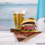 Aquí tienes algunos de los platos que encontrarás en el Beach Break Cafe