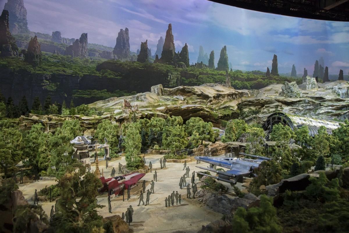 Consejos para visitar Star Wars: Galaxy's Edge en Disneyland Resort el 31 de mayo