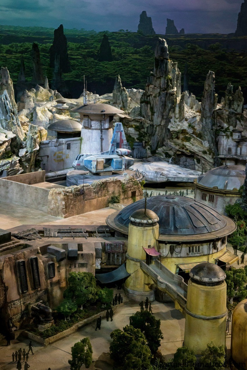 Guía para saber todo de Star Wars: Galaxy´ Edge
