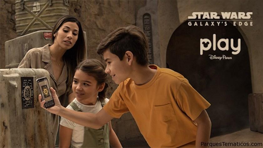 Más detalles revelados sobre Star Wars: los elementos interactivos Edge de Galaxy