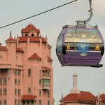 Walt Disney World Resort testeando 64 góndolas de Disney Skyliner