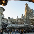 Video recorriendo Star Wars: Galaxy's Edge en Disneyland