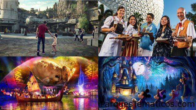 Excelentes razones para visitar Walt Disney World Resort este otoño