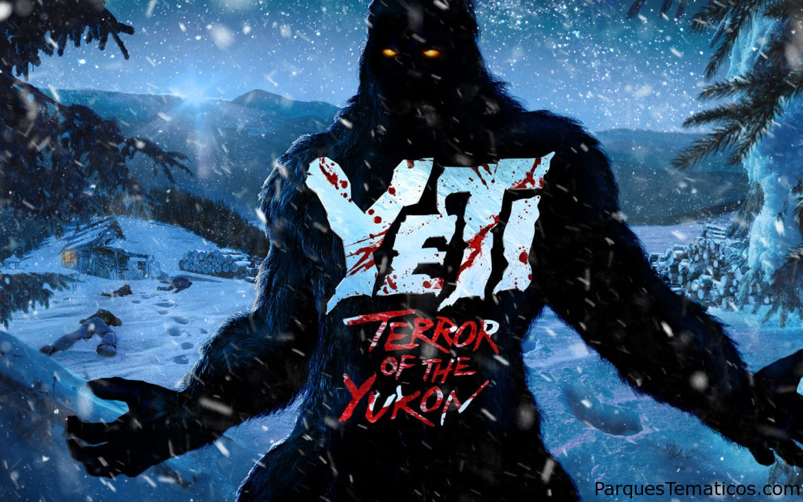 Enfréntate a las bestias brutales de Yeti: Terror of the Yukon en Halloween Horror Nights