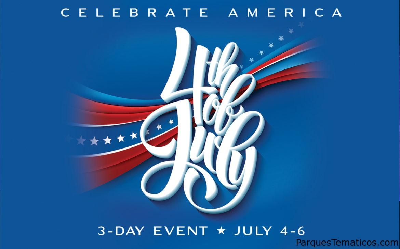 Celebra el 4 de julio en Universal Studios Florida con 3 días de diversión