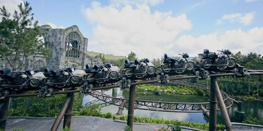 Únete a Hagrid y explora el Bosque Prohibido - YA ESTÁ ABIERTA