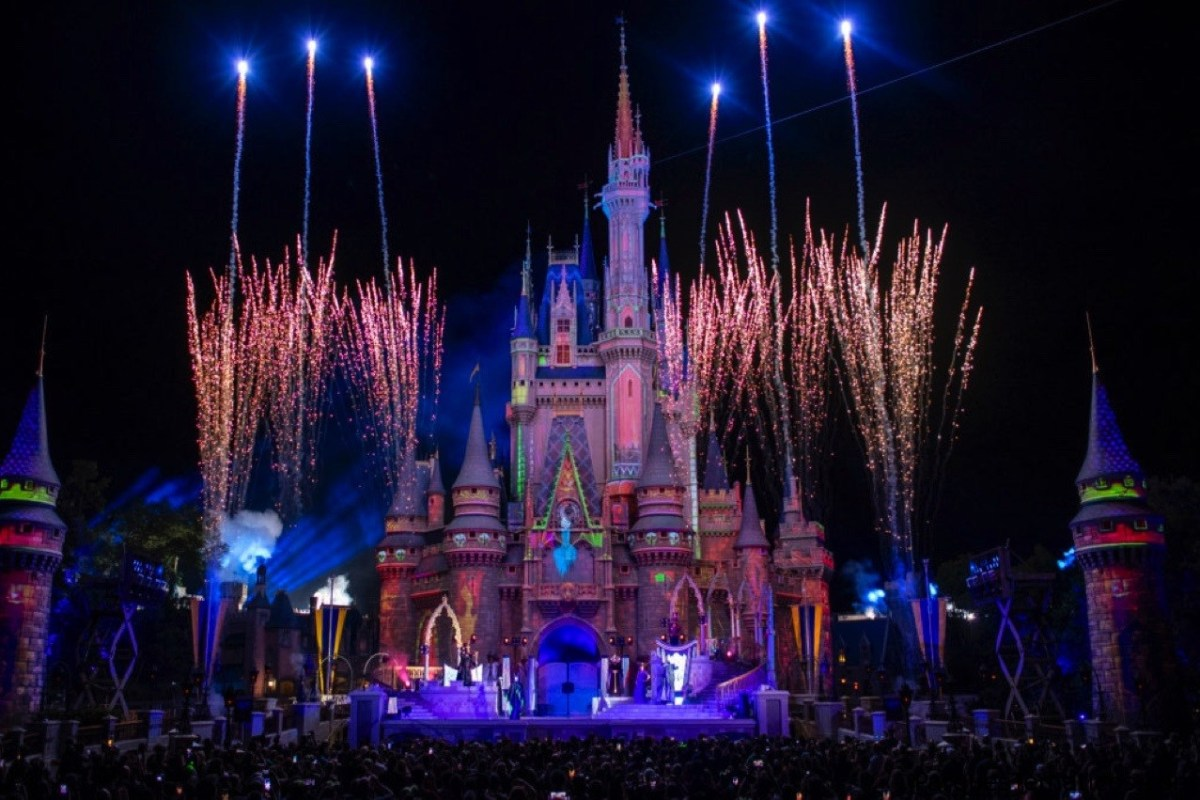 Video de los Villanos de Disney After Hours en Magic Kingdom Park
