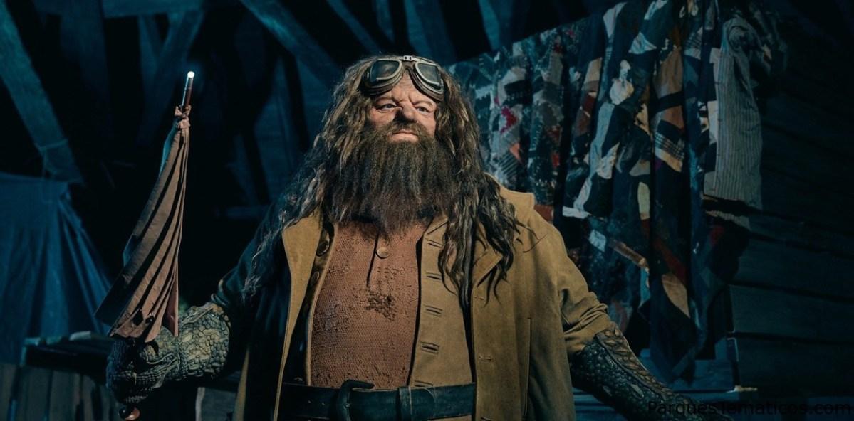 Únete a Hagrid y explora el Bosque Prohibido – YA ESTÁ ABIERTA
