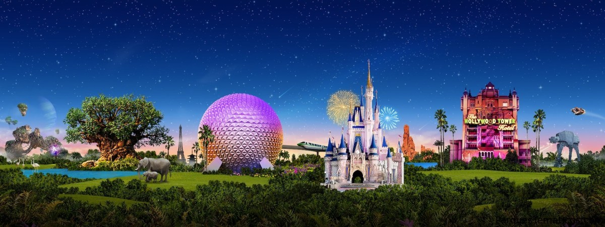 Boleto de verano para todos los parques Walt Disney World Orlando desde el 4 de junio