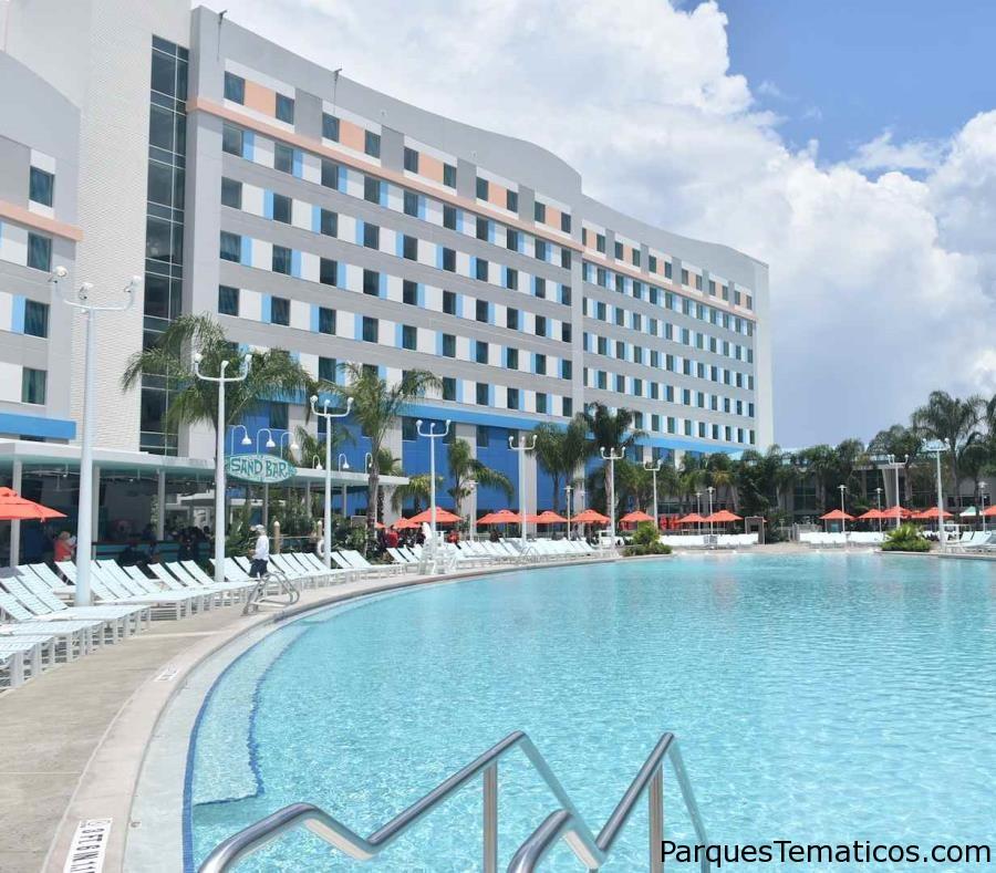 Universal Orlando estrena este verano Hotel y Restaurante