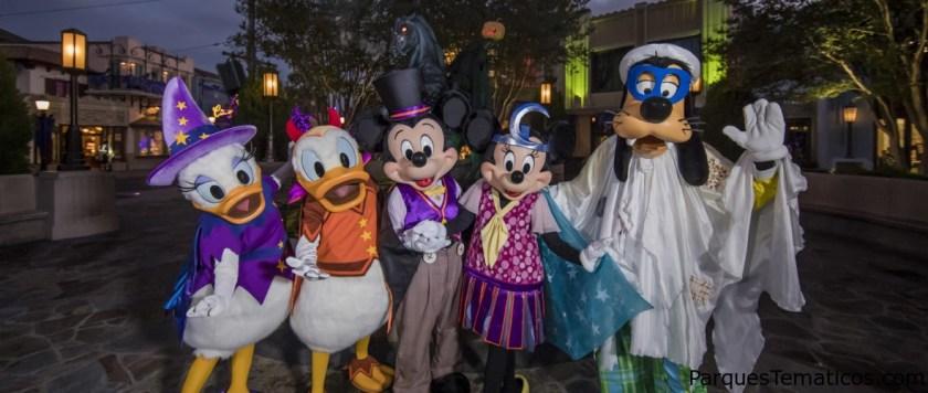 Halloween 2019 en Disneyland y Disney California Adventure
