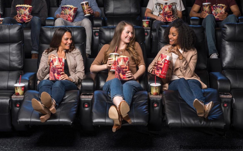 Universal Cinemark en Citywalk Orlando, renovado!