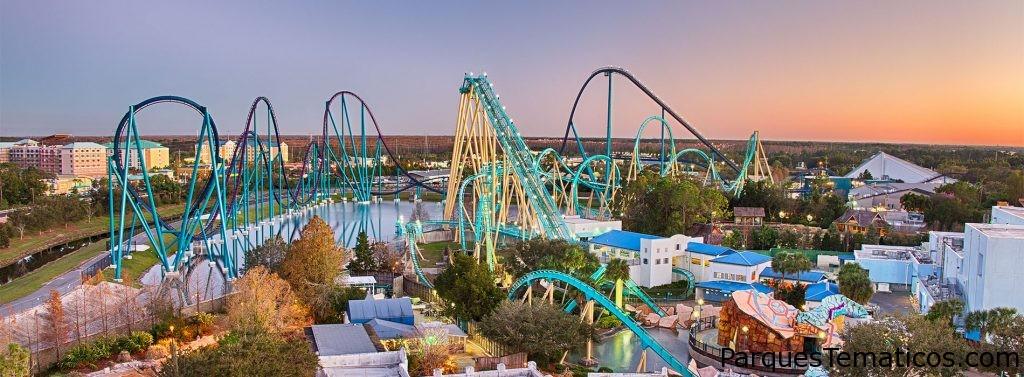 Guía para visitar SeaWorld Orlando 2019