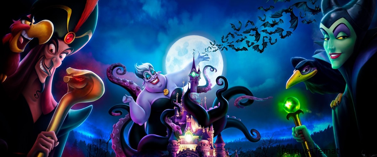Disney's Halloween Parties 2019