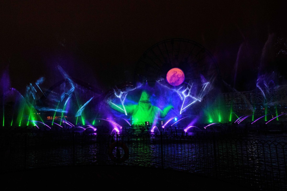 Disneyland debutará Oogie Boogie Bash – A Disney Halloween Party
