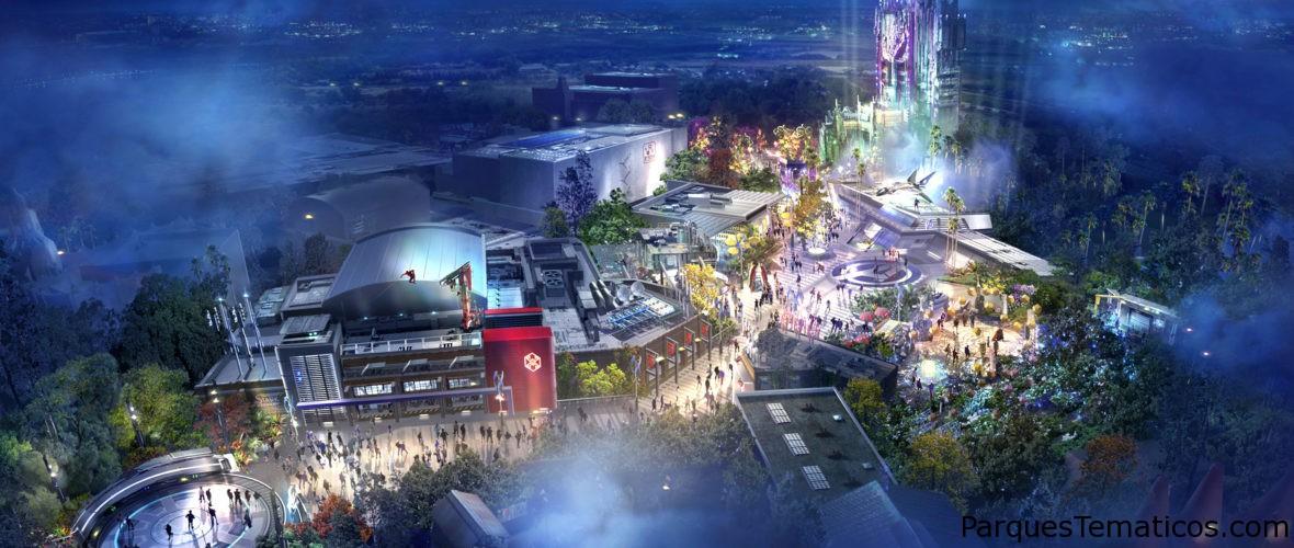 Novedades en Disneyland 2020, Avengers Campus, Spider-Man y Magic Happens