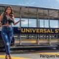 Carmen Villalobos es la nueva Presentadora en el Studio Tour en español