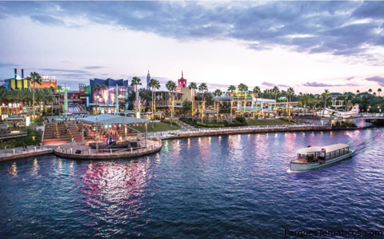 Guía completa de Universal CityWalk en Universal Orlando Resort