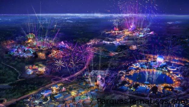 Nuevos detalles que llegarán a Walt Disney World Resort en su 50 aniversario