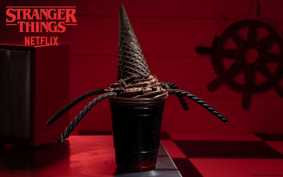 Universal Studios Hollywood con comida temática de Halloween 2019