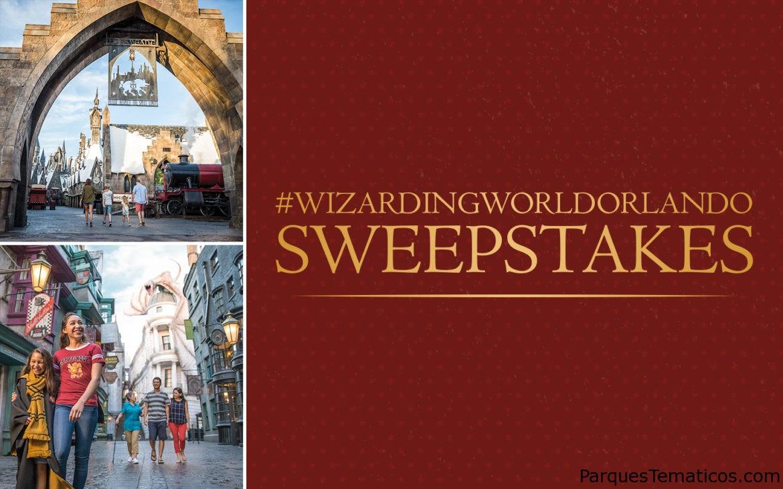 La oportunidad de ganar las vacaciones de sus sueños en el mágico mundo de Harry Potter