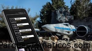 Star Wars: Datapad el app Play Disney Parks en Disneyland & Walt Disney World Resort