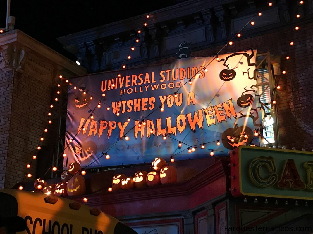 "Los Premium RIP Tours y Pases de miedo de ""Halloween Horror Nights"" en Universal Studios Hollywood"