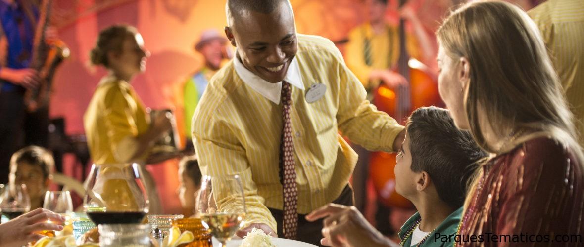 Disney Cruise Line como la marca número 1 en servicio al cliente
