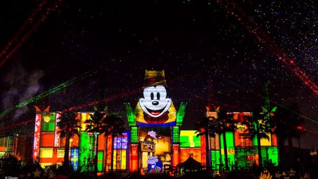 Mira la repetición de 'Jingle Bell, Jingle BAM!' de Disney's Hollywood Studios