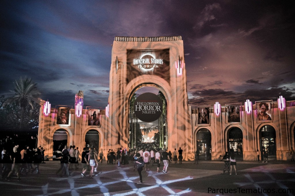 Universal Orlando Resort celebrará 30 años de miedo con Halloween Horror Nights 2020