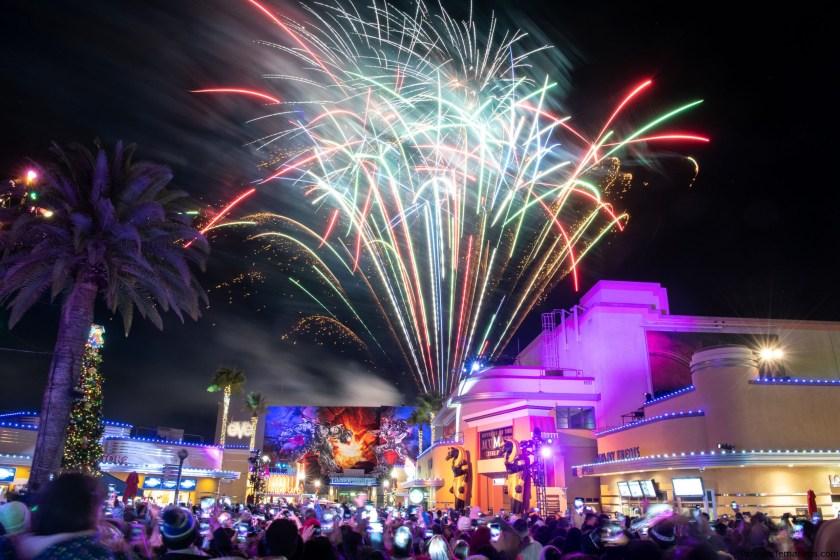 Universal Studios Hollywood marca el comienzo en 2020 con EVE