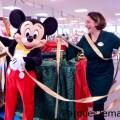 Detrás de escena del departamento de disfraces de Disneyland París