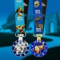 Universal Orlando Resort revela las medallas para el Epic Character Race de 5K y 10K, presentado por Running Universal en Febrero de 2020